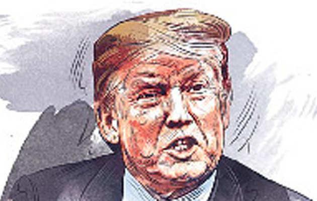 ट्रंप ने कहा, अमेरिका ने नहीं की ईरान से बातचीत की पेशकश