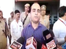 eci spokesperson clarified the issue of mishandling of evms in chandauli up