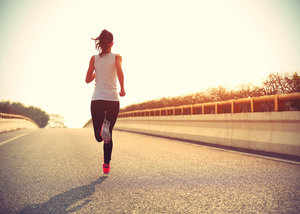 what is the proper method of jogging here is the way