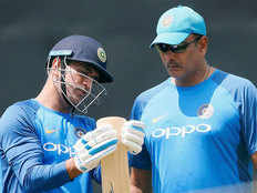 ms dhonis role massive in indias world cup campaign says ravi shastri