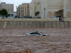 dead body of indian lady found who fell down the river in oman