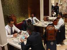 indian cricket team departs for world cup in england