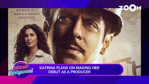 katrina kaif plans to launch her production house after resease of bharat