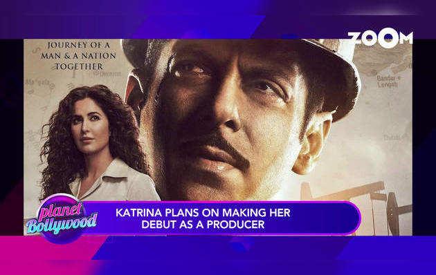 'भारत' के रिलीज होने के बाद प्रड्यूसर बनेंगी कटरीना