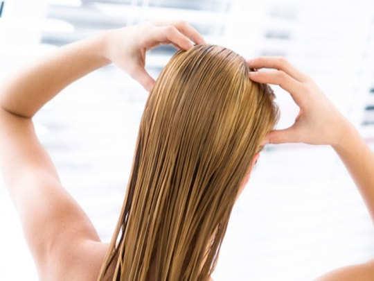 बालों में ऑइल लगाने का तरीका