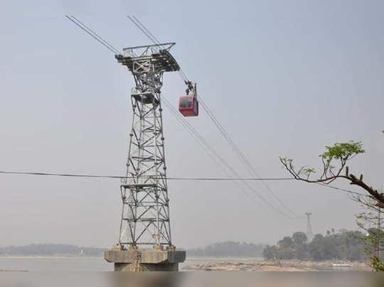 logest river ropeway