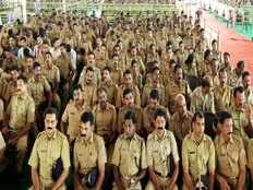 tight security on vote counting day in kerala