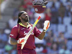 bowlers are scared of me but wont admit on camera chris gayle