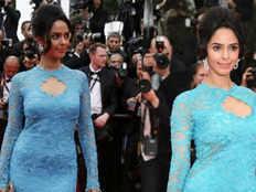 cannes 2019 mallika sherawat wear same design dress after five years