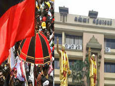 dmk cadres started preparing for victory celebrations in anna arivayalam already