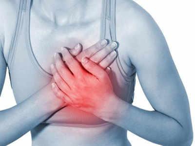 सीने में दर्द की समस्या इन चीजों से भी होगी दूर