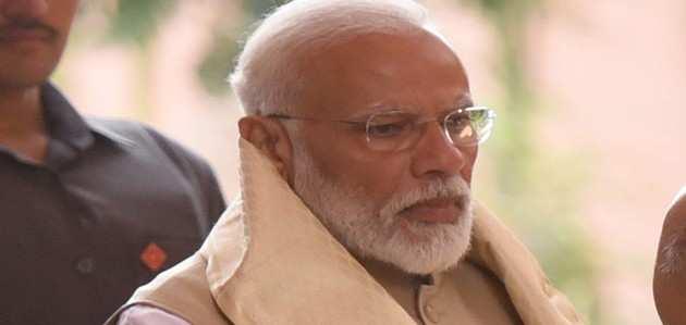 लोकसभा चुनाव 2019 परिणाम: प्रधानमंत्री नरेंद्र मोदी वाराणसी में चल रहे आगे