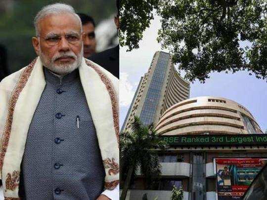 Modi Sensex