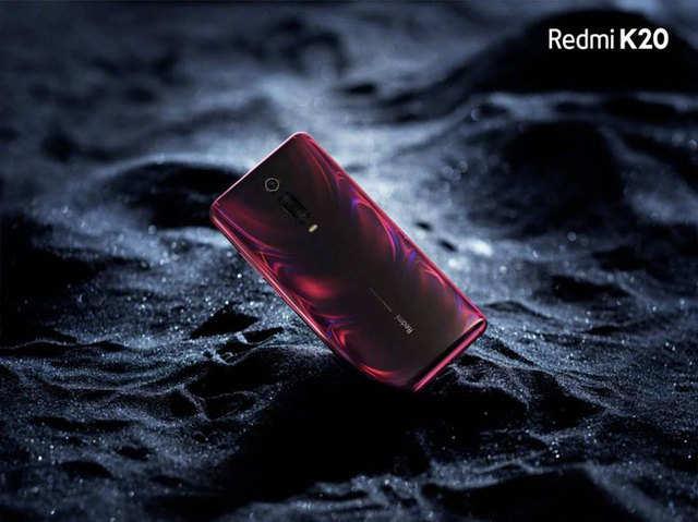 Redmi K20 की पहली झलक, ट्रिपल रियर कैमरा सेटअप से लैस है फोन