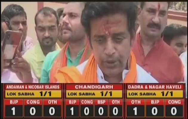 लोकसभा चुनाव परिणाम: विपक्ष की जातिगत राजनीति को प्रधानमंत्री मोदी ने समाप्त कर दिया, बोले रवि किशन