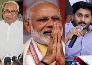 pm modi congratulates jagan mohan reddy and naveen patnaik for vidhan sabha chunav