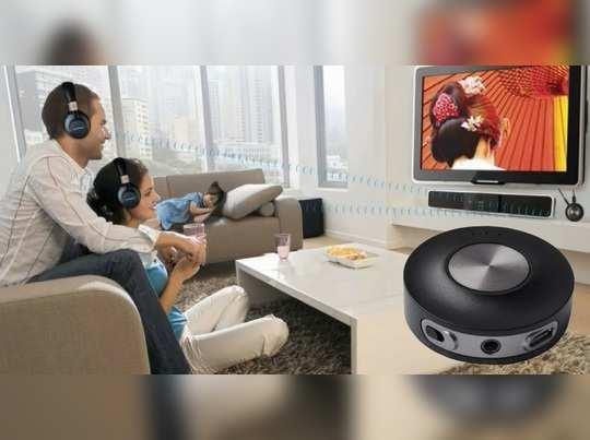 How To Connect Tv To Bluetooth Speakers Headphones Via Transmitter Tamil Tech இத ஒன ன ப த ம ட வ சவ ண ட இன உங க க த க க மட ட ம த ன க ட க ம