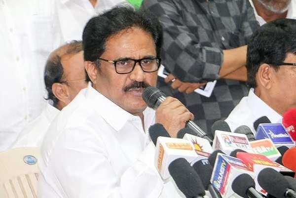 congress candidate thirunavukkarasar win form trichy constituency