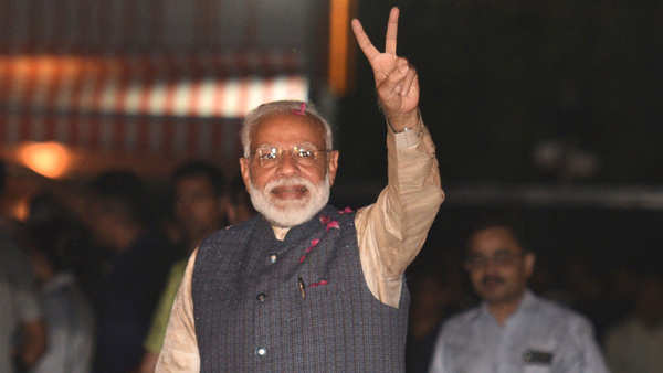 narendra modi now the leader with largest popular mandate in the world