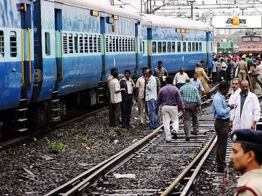train services disrupted in sealdah east line