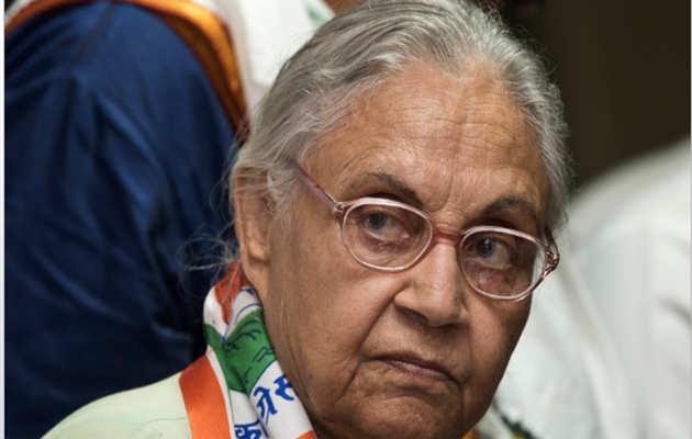 चुनाव परिणाम बहुत निराशाजनक, हमें जीतना चाहिए था: शीला दीक्षित
