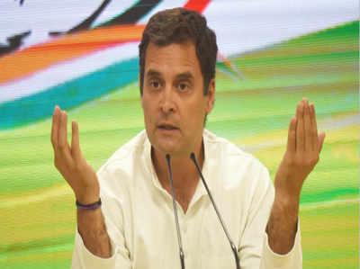 कांग्रेस कार्यसमिति की बैठक में लोकसभा चुनाव में पार्टी के प्रदर्शन की होगी समीक्षा