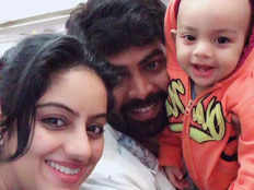 deepika singh two year old son soham asks fans to watch kawach 2