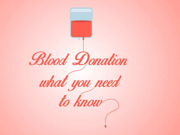 must know these facts of world blood donor day