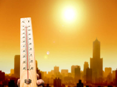 राजधानी दिल्ली में आसमान साफ, अब बढ़ेगा तापमान