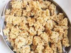 brown rice or red rice vadagam recipe in tamil