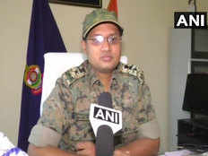 dantewada sp says one naxal has been killed in exchange of fire with district reserve guard near forest area of hiroli chhattisgarh