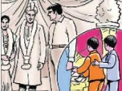माता-पिता ने कर ली दूसरी शादी, बच्चों को भेजा गया अनाथालय