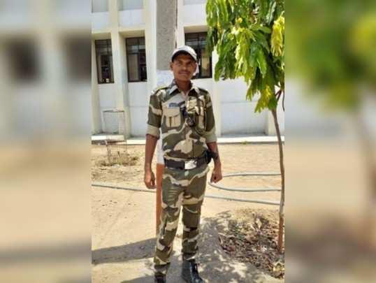 महाराष्ट्र सुरक्षा बलाच्या जवानाची आत्महत्या