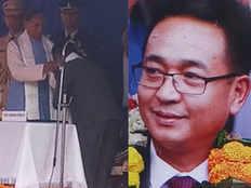 सिक्किम: 24 साल बाद चामलिंग का राज खत्म, पी एस गोले बने नए मुख्यमंत्री