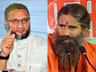 population explosion asaduddin owaisi attack on baba ramdev remark