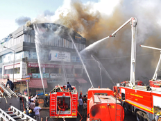 delhi govt directed fire safety inspection of all the coaching centers