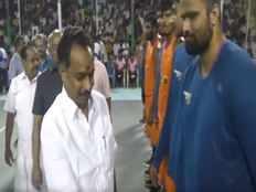 indian bank team won 61st national level basket ball match held in karur