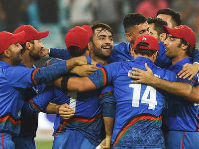 अफगानिस्तान टीम