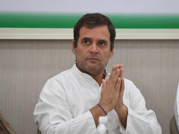 इस्तीफे के फैसले पर अडिग हैं राहुल?