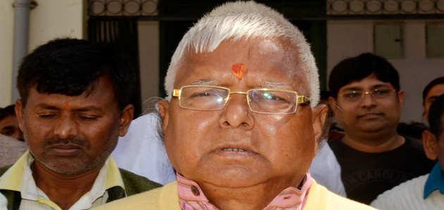 राहुल गांधी का इस्तीफा कांग्रेस के लिए आत्मघाती साबित हो सकता है: लालू प्रसाद यादव