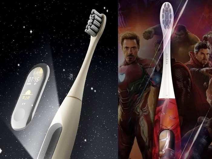 आ रहा है टचस्क्रीन वाला दुनिया का पहला इलेक्ट्रिक टूथब्रश