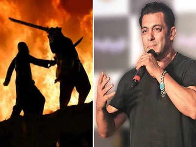 सलमान को नहीं पता बाहुबली ने कटप्पा को क्यों मारा