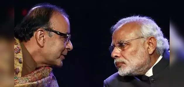 अरुण जेटली से मिलने पहुंचे PM नरेंद्र मोदी