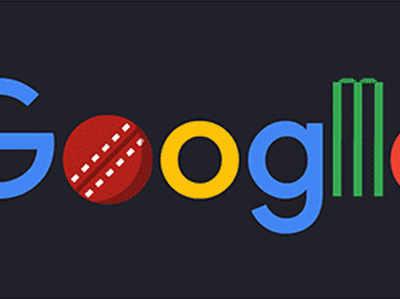 Google ने अपने खास Doodle के जरिए ICC WC के आगाज का किया स्वागत