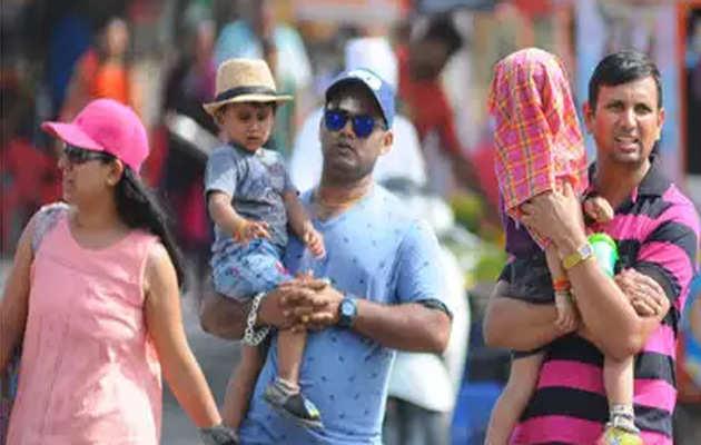 भीषण गर्मी और लू की चपेट में पूरा उत्तर भारत