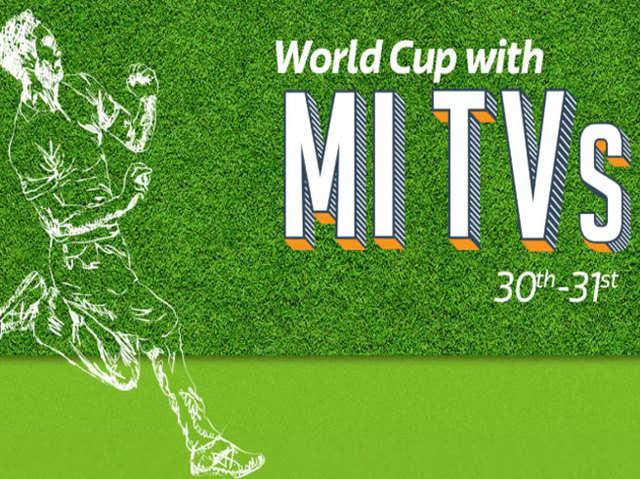 ICC वर्ल्ड कप 2019: Flipkart पर डिस्काउंट के साथ मिल रहे शाओमी के टीवी