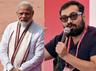 पीएम मोदी की हर बात से सहमत होकर चुप नहीं रहूंगा: अनुराग कश्यप