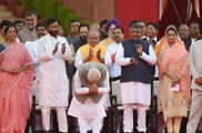 नरेंद्र मोदी ने दूसरी बार ली प्रधानमंत्री पद की शपथ, रा...