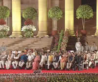pm narendra modi cabinet ministers list 2019
