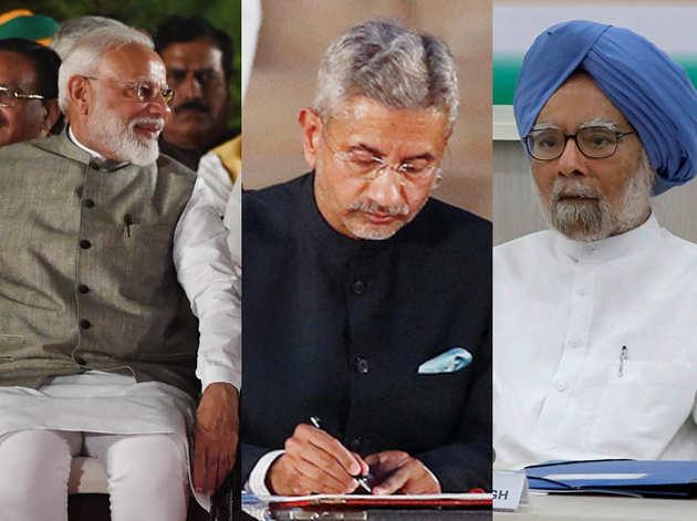 पीएम मोदी, जयशंकर, मनमोहन सिंह